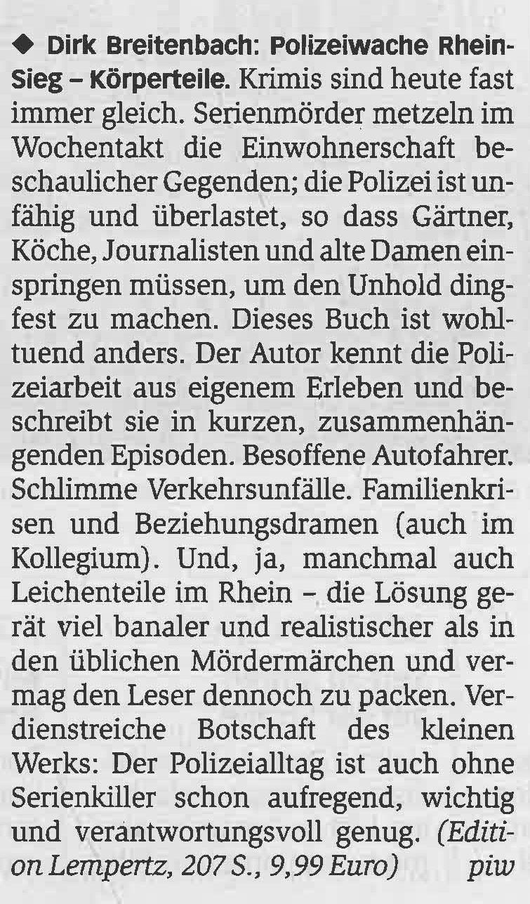 Presse/Medien